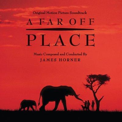 """""""幻象大獵殺-加長版(A Far Off Place)""""- James Horner,全新美版,89"""