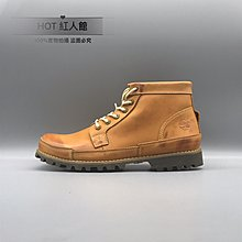 尾貨下殺 全新正品 timberland 韓版時尚商務工作鞋拉鏈鞋 7728黃色39-44