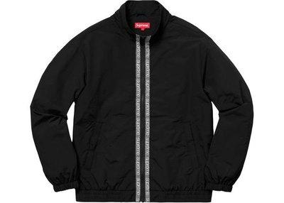 全新商品 Supreme 16FW Coach Jacket 防水 防風 教練 外套 風衣 黑色