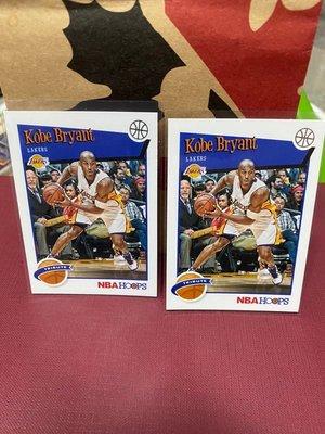 Kobe Bryant 2019-20 Hoops Base 科比 普卡