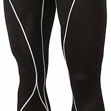 [KOIES] 一元起標無底價 Tesla YUP33 Compression Baselayer運動底褲 緊身褲XL