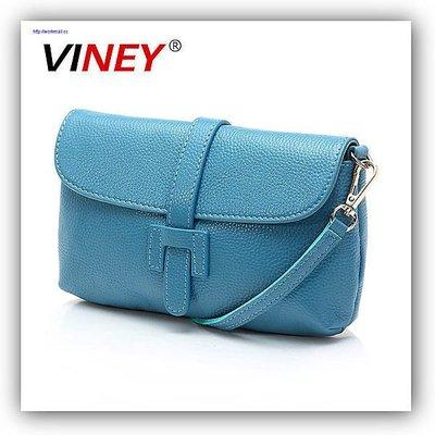 yes99buy加盟-Viney女包女士包包2014新款潮女韓版牛皮手提單肩斜挎包