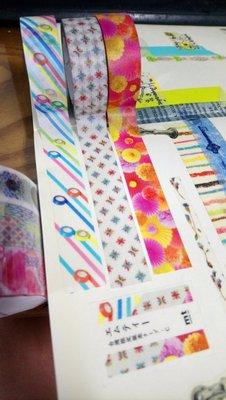 【R的雜貨舖】紙膠帶分裝(非整捲) 日本mt和紙膠帶 台灣限定款C組 1單位=100cm
