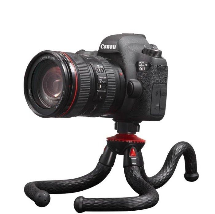 【世明國際】RM-100+微單單眼相機 八爪魚三脚架 相機腳架 多段式