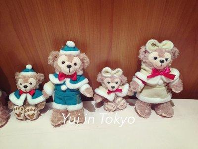 Yui日貨代購♥ 日本連線代購 東京迪士尼海洋 聖誕節限定 shelliemay duffy 吊飾 站款 現貨