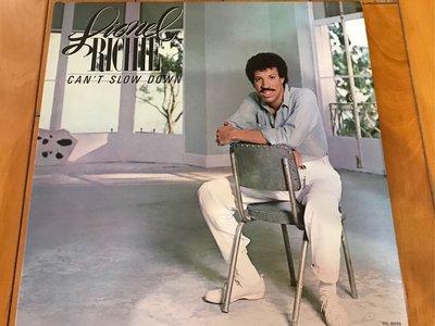 現貨 黑膠唱片 西洋 Lionel Richie Can't slow down