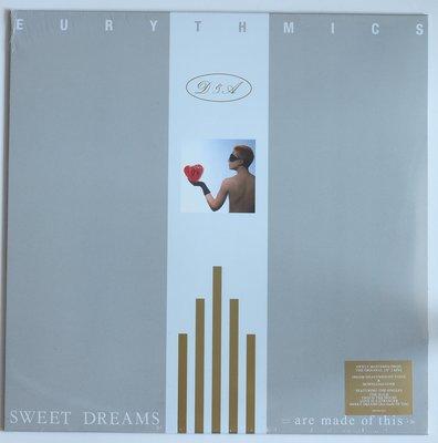 全新歐版黑膠- 舞韻合唱團 / 甜蜜夢幻(2018 180克重量版黑膠)Eurythmics/ Sweet Dreams