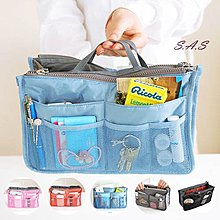 台灣現貨 實用包中包 包內夾層 袋中袋 包包分類包 包中收納 包中分類包 包包夾層袋 Bag In Bag【488】