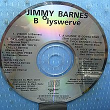 [無殼光碟]GI  Jimmy Barnes  BODYSWERVE