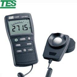 【電子超商】 含稅有發票 泰仕 TES-1335 數位式照度計 400K Lux 反應快