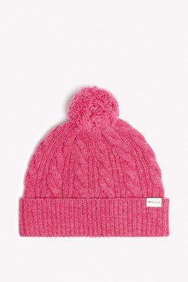 MISHIANA 英國品牌 JACK WILLS HICKMOTT CABLE HAT ( 新款上市 )