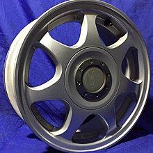 【協和輪胎】4孔100 TOYOTA TERCEL 13吋鋁圈 僅剩二只