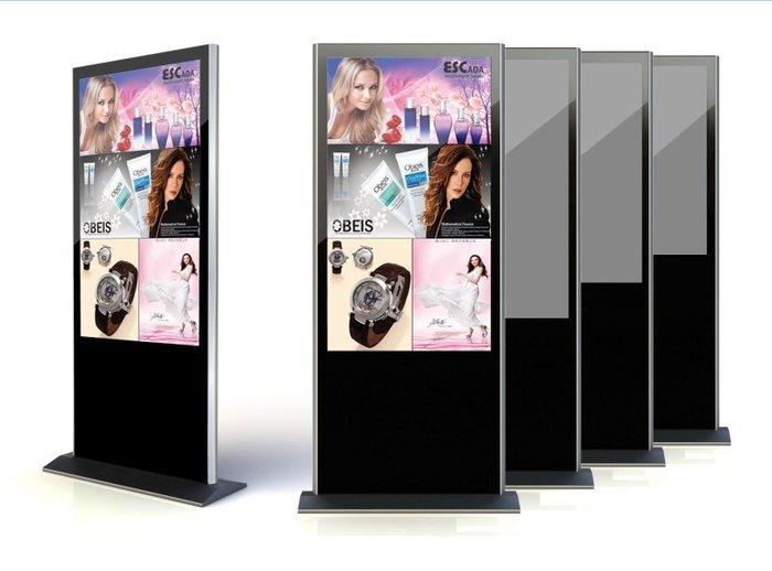 【菱威智】65寸直立廣告機-智慧款 電子看板 數位看板 多媒體播放機 客製觸控互動式聯網安卓 Windows廣告看板