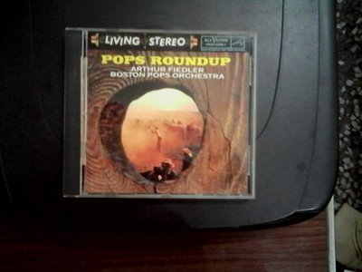 LIVING STEREO -Pops Roundup費德勒大趕集