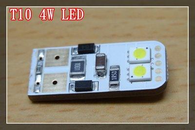 【炬霸科技】4A02 LED T10 4W 小燈 牌照燈 車牌燈 側面 發光 GT GR RX VJR IRX JR