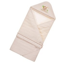 瘋狂寶寶**小獅王有機棉嬰兒包巾S5075特價456元