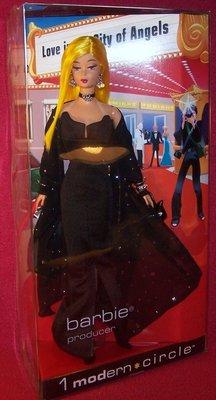 2003 MODERN CIRCLE BARBIE 復刻臉 時尚晚宴禮服珍藏版 芭比娃娃