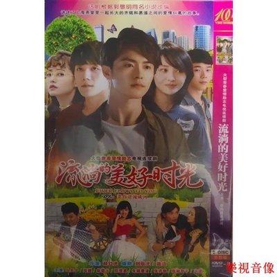 【樂視音像】【流淌的美好時光】馬天宇,鄭爽,柴碧云,周橙奧碟片DVD 精美盒裝