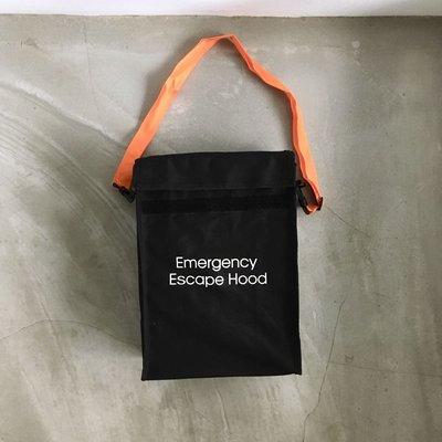 美軍公發 US Army Surplus Emergency Bag 軍用尼龍 防潑水 側背包 美軍隨身救護包 庫存新品