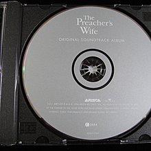 【198樂坊】Whitney Houston.The Preachers Wife天使保鑣(電影原聲帶.....)DN