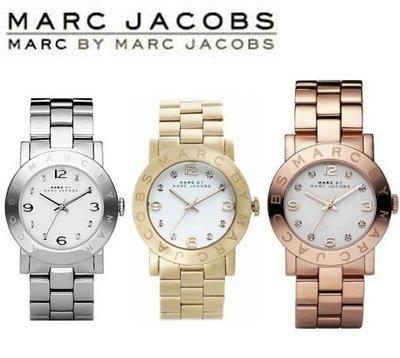 【海洋之心二館】美國代購MARC BY MARC JACOBS MBM3054/MBM3056/MBM3077 潮流時尚手錶((現貨在台))