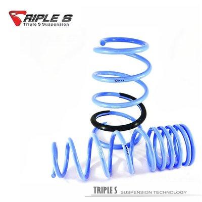 【酷熊】Triple S/TS短彈簧Toyota豐田Camry 7代Hybrid 可搭配KYB Bilstein 避震器