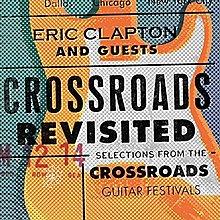 十字街頭演唱會現場3CD歷年精選(歐洲進口盤)/艾力克萊普頓與群星---8122795067