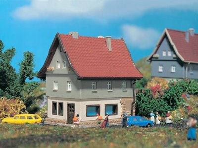 傑仲 (有發票) 博蘭 公司貨 VOLLMER 場景組 Einfamilienhaus 49554 Z
