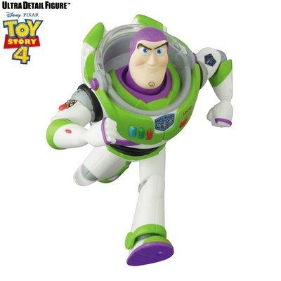 [Paradise] UDF Pixar TS4 Buzz Lightyear 皮克斯系列 玩具總動員4 - 巴斯