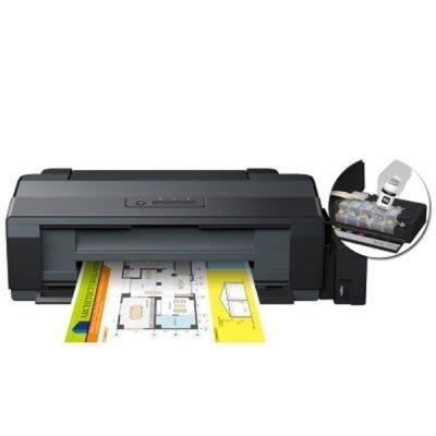 ☆《含稅》全新EPSON L1300 / L 1300 / L-1300  A3四色原廠連續供墨印表機①