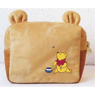 小熊維尼 Winnie the Pooh 耳朵造型化妝包