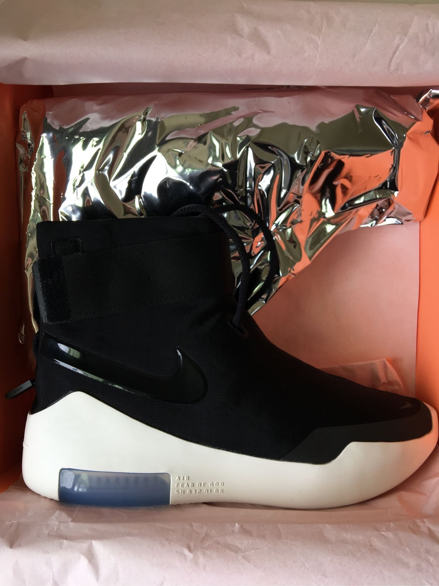 Fear of god .Nike air shoot around (Size US11)