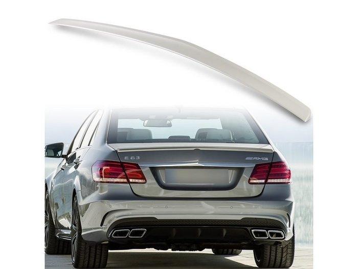 Mercedes Benz 賓士 E-Class W212 四門 10-15 A款 ABS尾翼 後擾流板 噴漆件
