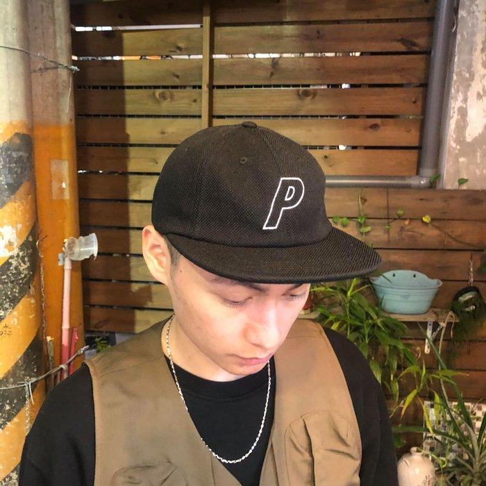 【Faithful】PALACE PAL HAT BLACK DIAMOND【PALACE_HAT012】五分割帽 黑