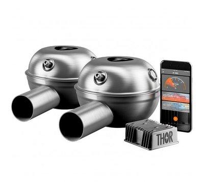 =1號倉庫= THOR 排氣管 主動式聲浪模擬套件 APP控制 雙顆喇叭