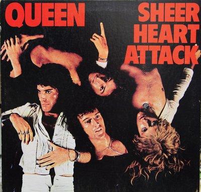 (發燒黑膠) Queen – Sheer Heart Attack