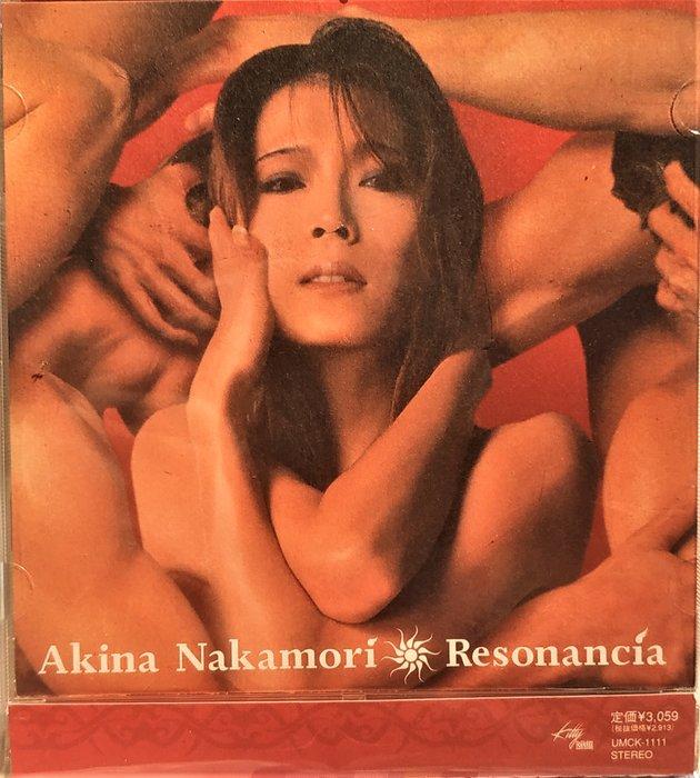 中森明菜 --- Resonancia ~ 2002-05-22發行 - 已絕版, CD保存狀況良好