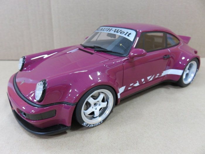 =Mr. MONK= GT / Kyosho Porsche 911 RWB Duck Tail (964)