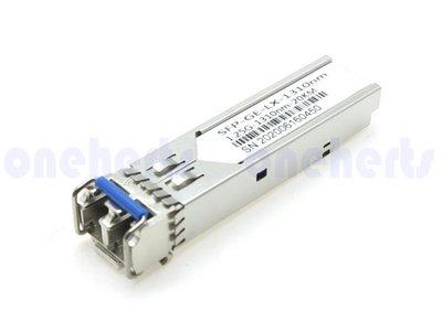 現貨供應 SFP-GE-LX 1310nm SMF 20km GBIC 光纖模塊 單模雙工 1.25G 單模模塊
