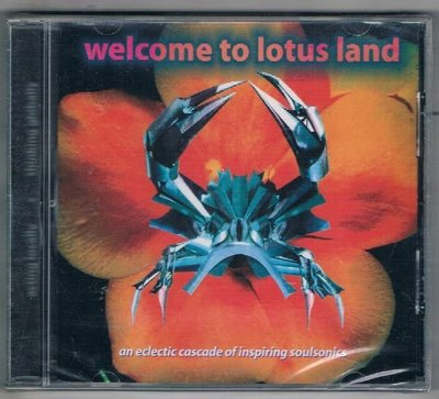 [鑫隆音樂]西洋CD-VARIOUS ARTISTS / welcome to lotus land {MAP201-2}全新