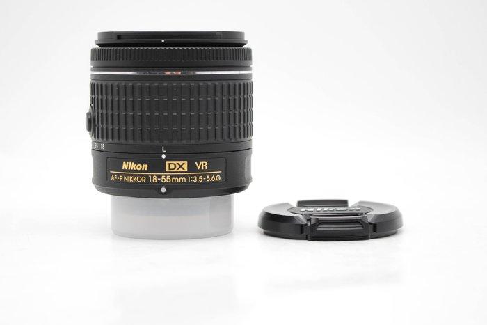 【高雄青蘋果3C】 Nikon AF-P 18-55mm f3.5-5.6 G DX VR Kit鏡 標準鏡#47871