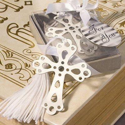 【氣球批發廣場】十字架書籤 書籤 簽禮盒 婚禮小物 送客禮 情人節畢業禮品贈品 摸彩 工商活動禮品 基督徒結婚禮物 福音禮品