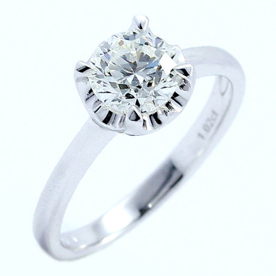【My Promise 鑽誓山盟】超閃實驗室鑽石18K戒指 Lab-grown diamonds1.50克拉 JVVS2