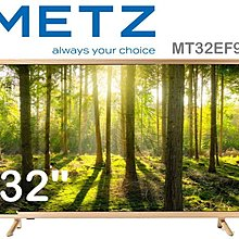 metz mt32ef9h 1080p 32 tv 3 年行貨保用