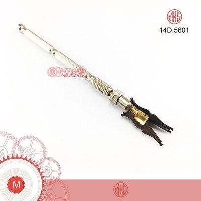 【鐘錶通】14D.5601《日本MKS》擺輪調整器/機芯維修工具 日本製 ├維修工具/手錶工具/修錶工具┤