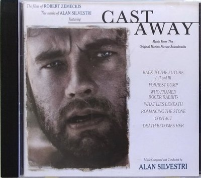 《絕版專賣》浩劫重生 / Cast Away 電影原聲帶 Alan Silvestri