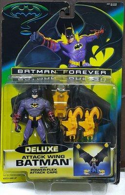 全新 KENNER BATMAN FOREVER 蝙蝠俠 ATTACK WING BATMAN