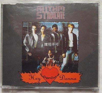 Rythm syndicate樂團 Hey Donna單曲