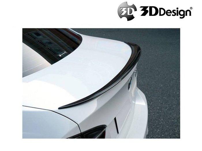 3DDesign Racing Trunk Spoiler 尾翼 鴨尾 BMW 寶馬 3系列 E90 M3 04+ 專用