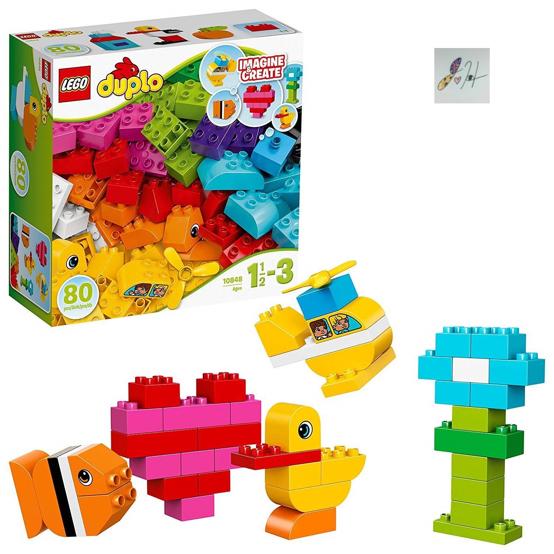 當日寄出[現貨] 英國代購 LEGO 樂高Duplo系列 我的第一塊積木 10848